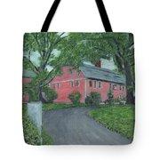 Longfellow's Wayside Inn Tote Bag