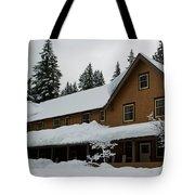 Longmire Inn   Winter 2013 Tote Bag