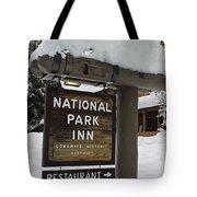 Longmire National Park Inn Tote Bag