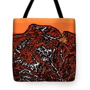 Longs Peak - Colorado Tote Bag