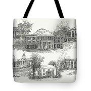 Longwood College Tote Bag
