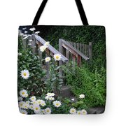 Look After The Daisies Tote Bag