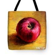 Look An Apple Tote Bag