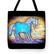 Look At Me Now, I'm So Blue Tote Bag