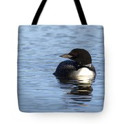 Look Away Tote Bag