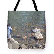 Look Close  Tote Bag