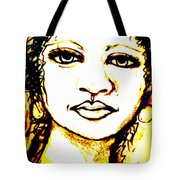 Look In The Mirror - Make A Change Tote Bag