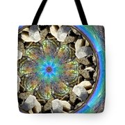 Look Into Her Soul Tote Bag