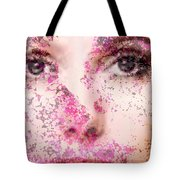 Look Into My Heart Tote Bag