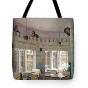 Look Out For Food Tote Bag