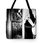 Look Out The Window There Beauty Is Tote Bag