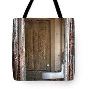 Look Through My Window Tote Bag