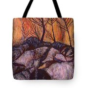 Look Up Again Tote Bag