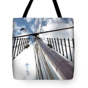 Look Way Up Tote Bag