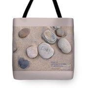 Look - With Haiku Tote Bag