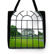 Looking At Portumna Castle Tote Bag