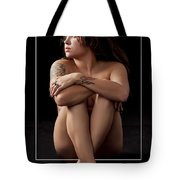 Looking At The Light 1059.02 Tote Bag