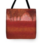 Looking At The World Through Rose Colored Lenses Tote Bag