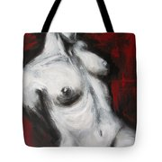 Looking Away - Nudes Gallery Tote Bag