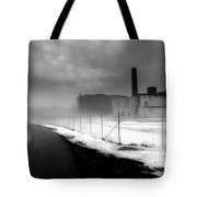 Looking Back At Time Tote Bag