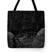 Looking Down On Space Tote Bag