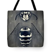 Looking Down Upon Myself Tote Bag by Adam Romanowicz