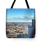 Looking East...the Rand Building Winter 2013 Tote Bag