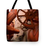 Looking For A Way Out   #1642 Tote Bag