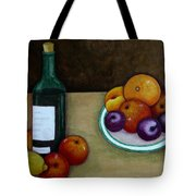 Looking For Cezanne Tote Bag
