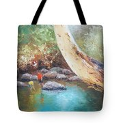 Looking For Tad Poles Tote Bag