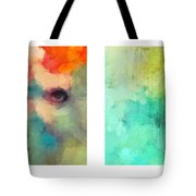 Looking From Outside Tote Bag