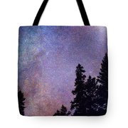 Looking Into The Heavens Tote Bag