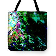 Looking Out From Within Tote Bag