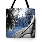 Looking Out Tote Bag