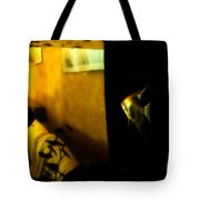 Looking Out Tote Bag by Silvia Ganora