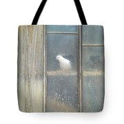 Looking Out The Coop Tote Bag