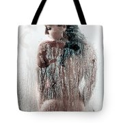 Looking Through The Glass 3 Tote Bag