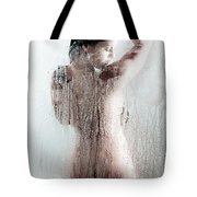 Looking Through The Glass 4 Tote Bag