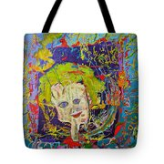 Looking Through The Picture Frame Tote Bag