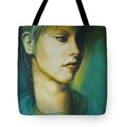 Looking To Nowhere Tote Bag