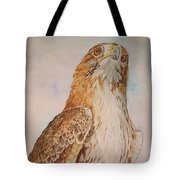 Looking Toward The Future Tote Bag