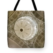Looking Up Munich Tote Bag