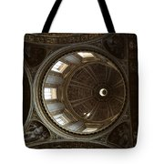 Looking Up Rome Tote Bag