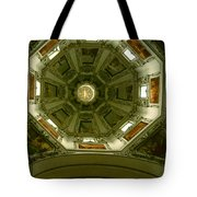 Looking Up Salzburg Cathedral 2 Tote Bag