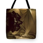 Looking Up Toulouse Cathedral Tote Bag