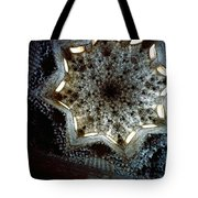 Lookng Up Hall Of The Abencerrajes Tote Bag