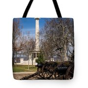 Lookout Mountain Peace Monument 2 Tote Bag