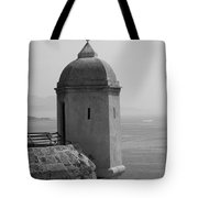 Lookout Tower Tote Bag