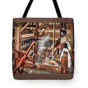 Loom Tote Bag