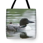 Loon Chick Rise And Shine Tote Bag